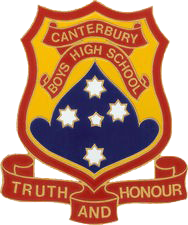 Canterbury Boys' High School logo